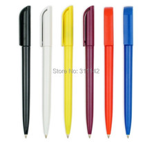 Hotel plastic promotional pen,cheap advertising ballpoint pen,hotel fountain ball pen print personal logo