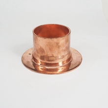 54mm End Feed Copper Insert Liner Pipe Fitting for flange