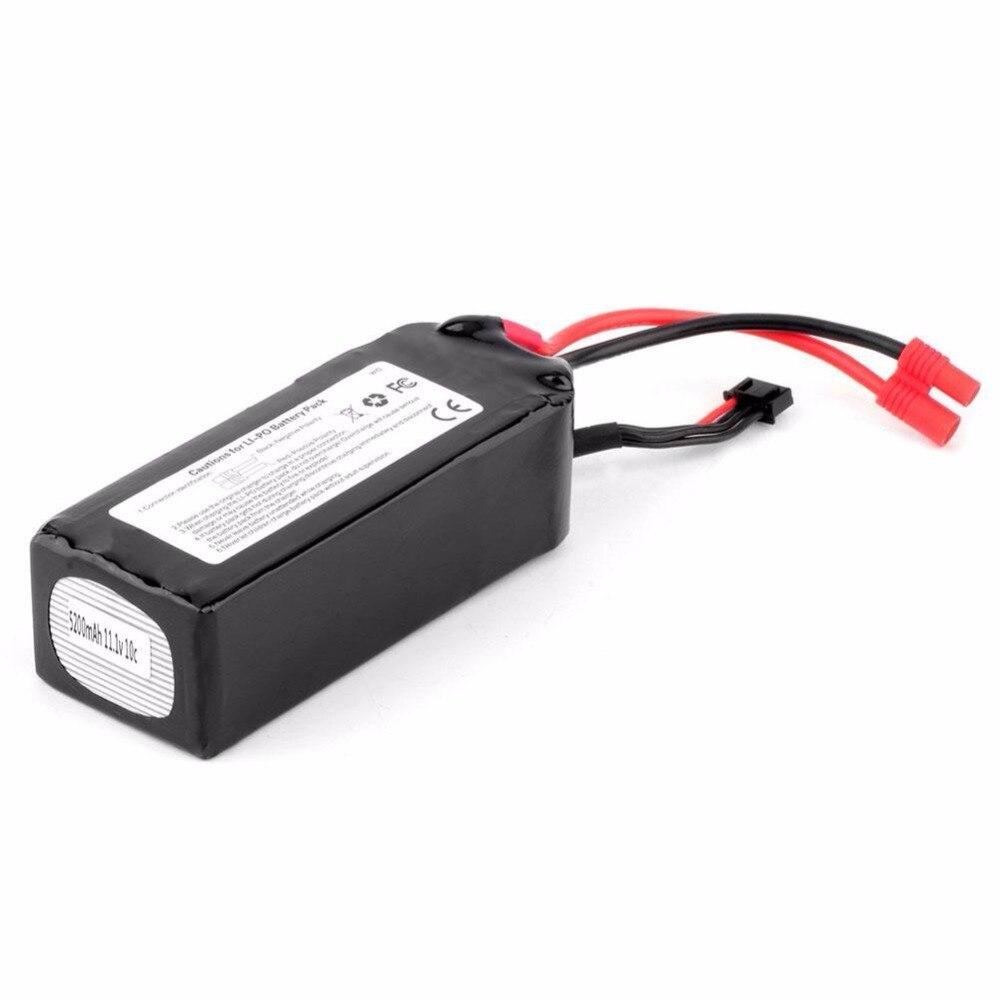 Spare Part 11.1V 5200mAh Li-Po Battery for Walkera QR X350 PRO-Z-14 FPV Quad<br><br>Aliexpress