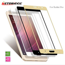 For Xiaomi Redmi Note 3 Pro Tempered Glass Full Screen Coverage Protection Film 2.5D Edge Ultra-thin Scratch Proof Phone Glass
