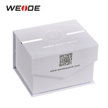 WEIDE Original Brand Paper Gift Box For Women & Men Watches Rectangle Shaped Fashion Protection Gift Boxes(China)