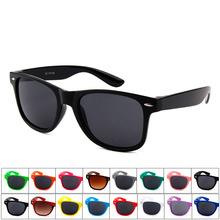Wholesale cheap sunglasses China Men sun glasses with various colors gafas de sol hombre