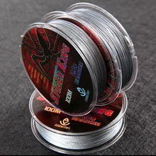 Dyneema 100m PE braided fishing line elastic anti-wear wire high tension nano multifilament thread coating tech for fishing