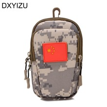 motorcycle belt bag men's molle phone camouflage waist pack bag waterproof fanny pack fashion hip pouch bags for men waist purse