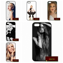 lindsay lohan punk rock Phone Cases Cover For iPhone 4 4S 5 5S 5C SE 6 6S 7 Plus 4.7 5.5 AM1063(China)