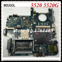 MOUGOL For Acer 5520 5520G Laptop motherboard mainboard video card slot 100% working Free Shipping(China)