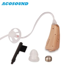 Acosound 230OF Hearing Aid Small Digital Ear Hearing Aid Sound Amplifier Ear Care Hearing Aids Flesh Color