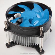 Desktop Computer PC LGA 775 CPU Heatsink Cooler Fan 4Pin free shippping