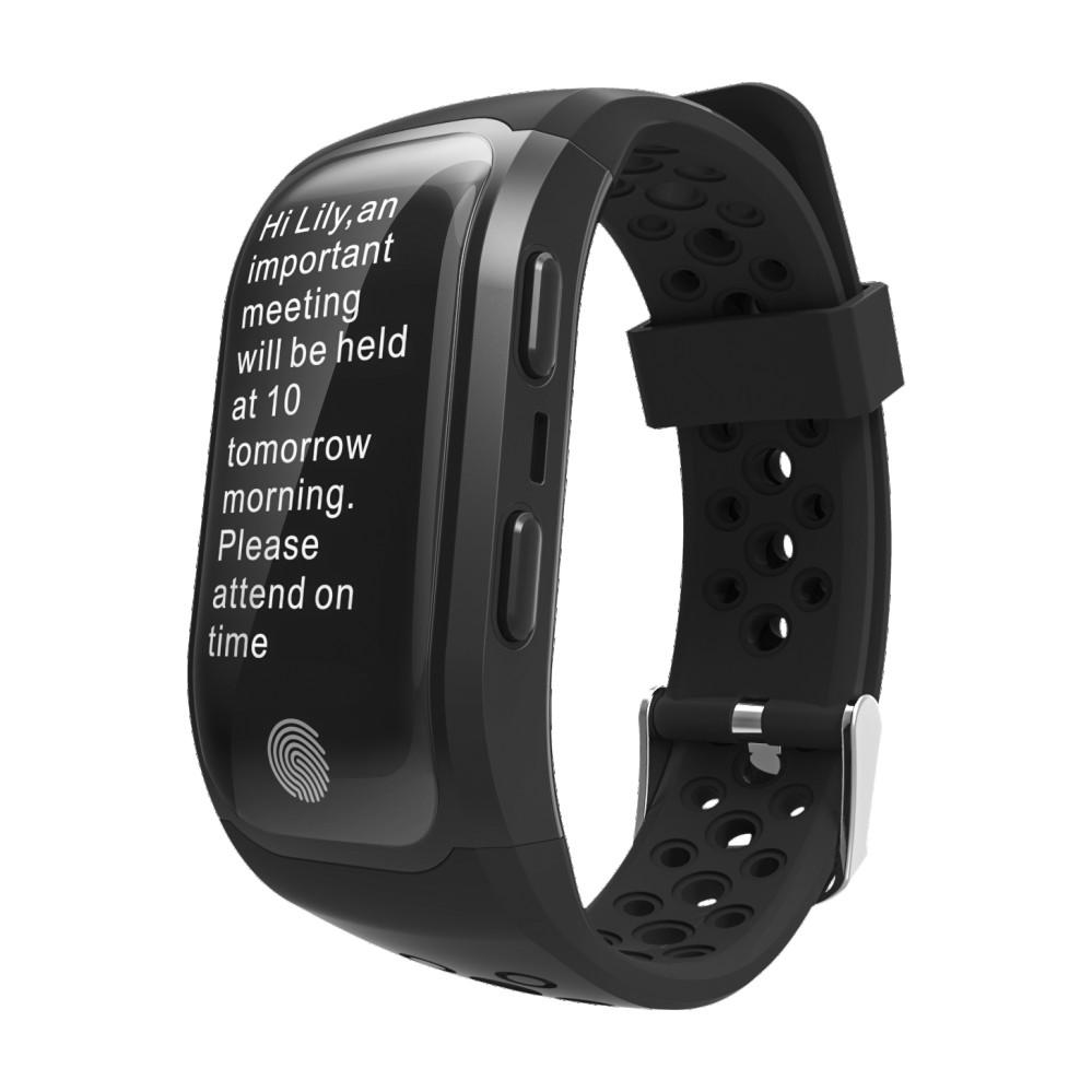 LEMDIOE Heart Rate Smart Wristband GPS Track Record Smart Band 2 Sleep Pedometer Bracelet Fitness Tracker Smart Watch Relogio 15