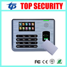 TX628 fingerprint and RFID card time attendance with TCP/IP USB 3000 fingerprint capacity for employer attendancing(China)