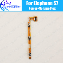Buy Elephone S7 Side Button Flex Cable 100% Original Power + Volume button Flex Cable repair parts Elephone S7 for $5.97 in AliExpress store