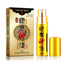 Authentic peineili Indian God spray 10ml,man sex delay spray long time sex lasting 60 minut Persistent Premature Ejaculation