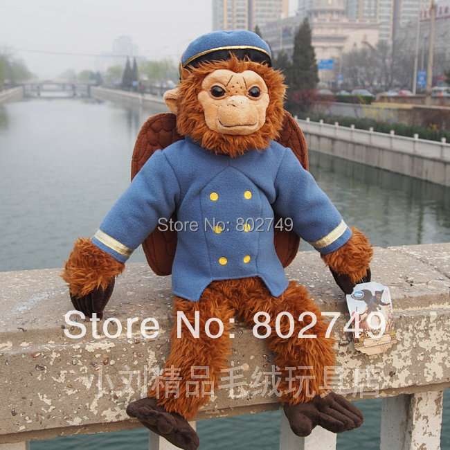 Original Brand Oz The Great and Powerful Orangutan 48cm Plush Toys Free Shipping Monkey Plush<br>