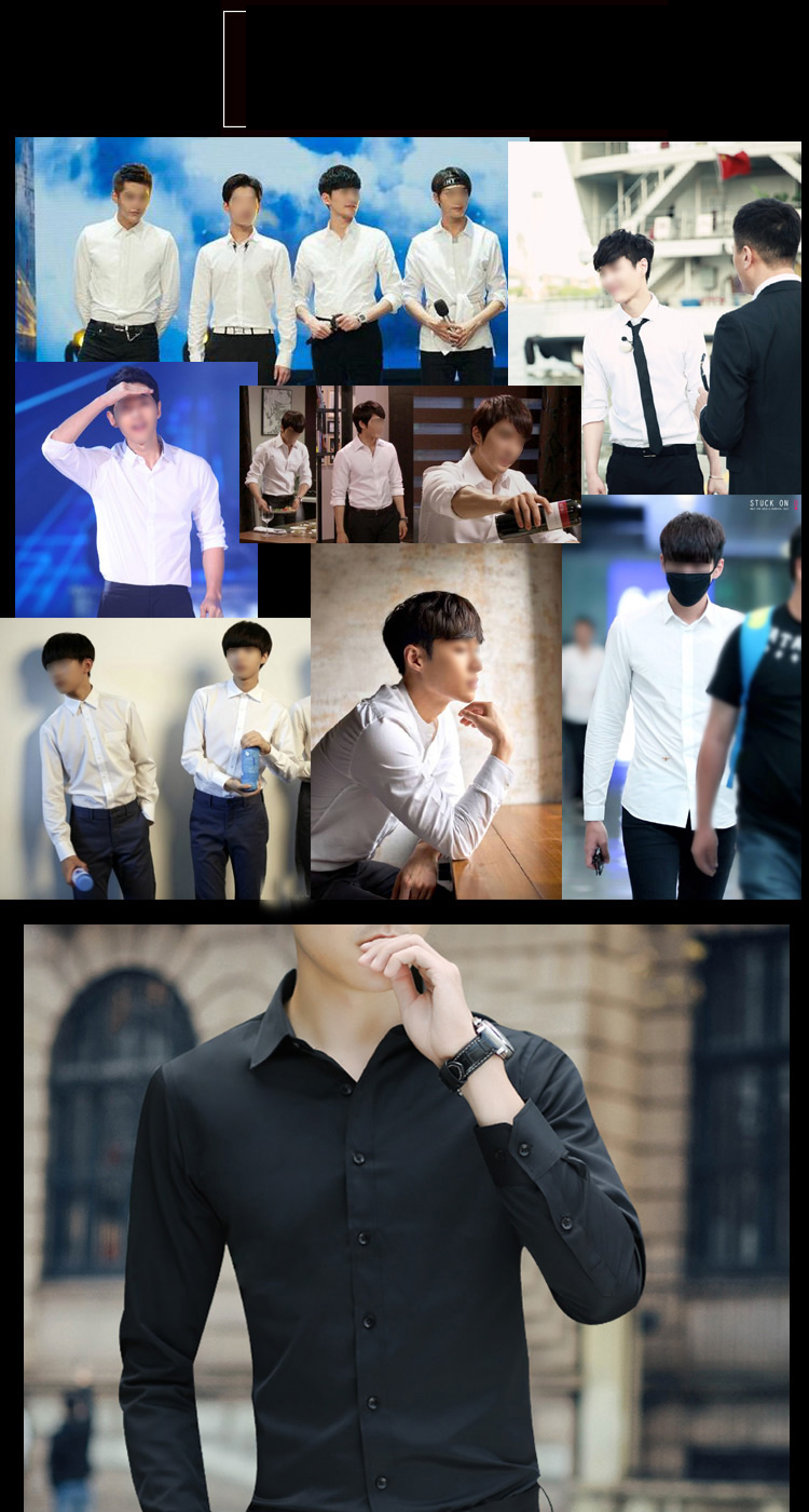 Brand New Cotton Breathable Business Casual shirts Fashion Short Sleeve Male Tops Tee Fashion Stand Down Collar shirt ZT024 31
