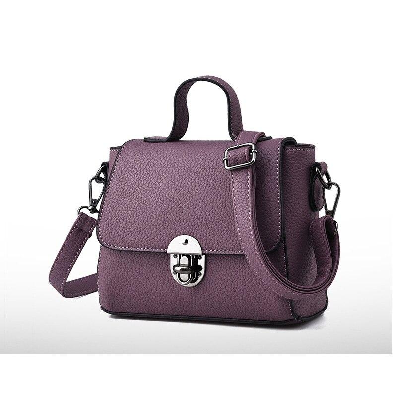 2016 Sac a Main Bolsos Women Bag Bolsas Femme Messenger Bags Channel Handbag Handbags Feminina Leather New Famous Brands Ladies<br><br>Aliexpress