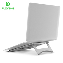 FLOVEME Universal Aluminum Alloy Tablet Holder For iPad Pro 12.9 Metal Support For Macbook Pro Laptop Stand Holder Accessories