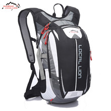 LOCAL LION Bicycle Bag Bike MTB Outdoor enquipment 18L Climbing Hiking Breathable Outdoor Cycling Backpack Riding Bicycle Bag(China)