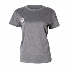 S-2XL Casual Summer Couple Plain Tops Pullover Short Sleeve O-neck Pocket Cat Print T-shirt Gray/White/Black