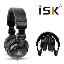 Original ISK HP-960B Headband Headphone Auriculares Professional Studio Monitor Dynamic Stereo DJ Headphones HD Headset Earphone
