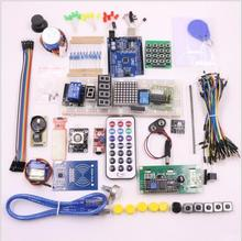 RFID Starter Kit for Arduino UNO R3 Upgraded Version Learning Suite Kit With Box(China)