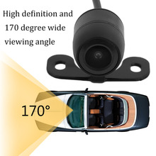 newest HD CCD Waterproof Night Vision 170 Degree Wide Angle Car Auto Rear View Reverse Camera Backup Camera Safety Guard