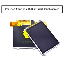 1PCS brand new internal inner LCD display screen repair replacement for ipod nano 3rd gen 4gb 8gb  Free shipping+tools