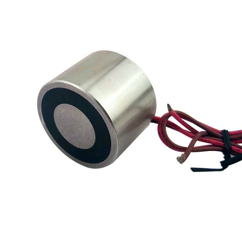 40MM  40KG magnetic force P40/29K Power loss type electromagnet 12V 24V DC<br><br>Aliexpress