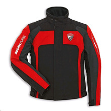 Men's Motorcycle Jacket Motocross Racing Protective Gear Sportswear Clothing Coat