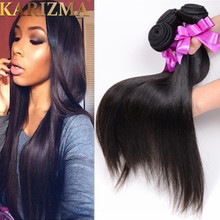 Brazilian Virgin Straight Hair 3 Bundles Lot 7A Cheap Human Hair Extensions Brazilian Hair Bundles For Sale Straight Weave Soft