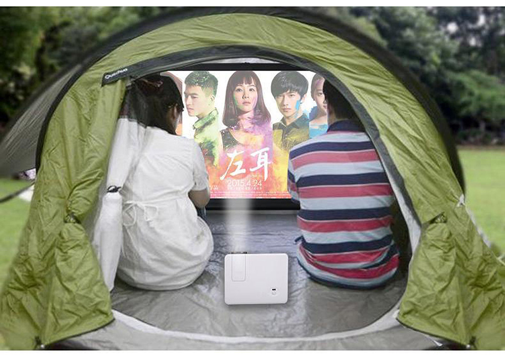 Wall Mounted Projector Screen 6