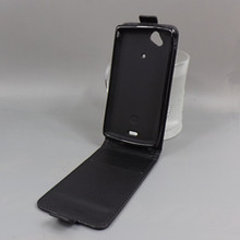 For Sony Ericsson Xperia Arc S X12 X12i LT15i LT18i Vertical Flip Cover Open Down/up Back Cover filp leather case bags