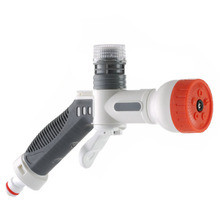 2016  ABS Foam Portable Car High Pressure Water Gun Sprayer Washing Cleaner Spray Spray distance 8-9M