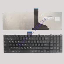 Russian laptop Keyboard for TOSHIBA SATELLITE L850 L850D P850 L855 L855D L870 L870D RU Black keyboard(China)