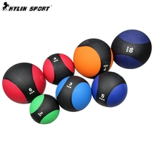 for training keep fit Rubber medical ball gravity ball fitness ball medicine ball