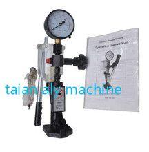 Factory sale best price S60H  common rail diesel injector tester, nozzle tester, diesel fuel injector tester