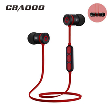 Buy Bluetooth earphone Wireless headphones sport Earbuds microphone headset stereo headphone auriculares kulakl k phone for $7.09 in AliExpress store
