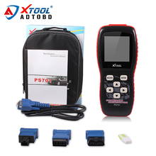 New Arrival High Quality Xtool PS701 JP Diagnostic Tool PS 701 OBD2 Code Scanner for Japanese Cars DHL FREE Shipping