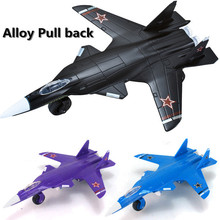 Sale,Su47 plane, alloy Full back Airplane model Toy Vehicles , Diecasts Airplanes toys, free shipping(China)