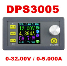 DP30V5A Upgraded version DPS3005 Constant Voltage current Step-down Programmable converter Supply Ammeter voltmeter Module 8%(China)