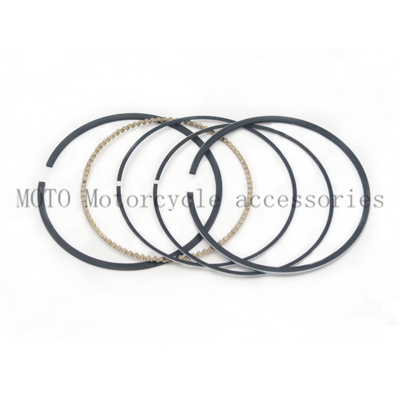 Piston Rings For GSXR1000 GSXR 1000 2007 2008 Motorcycle Bore Size 75mm Piston Rings 4 Sets <br><br>Aliexpress