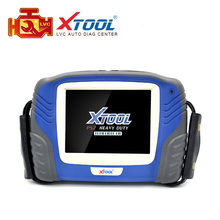 Professional Xtool PS2 Heavy Duty Truck diagnostic tool Onlie update X-tool PS 2 GDS heavy duty Scanner DHL Free Shipping