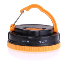 Mini Portable Camping Lights 5-mode 3 LED Magnetic Camping Lantern Waterproof Outdoor Hiking Camping Tent Lantern Lamp