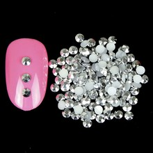 Silver Plated Round 3D Glitter Nail Wheel Supplies Resin Rhinestone Nail Art Decoration Nail Make Up Tool Wholesale WY507
