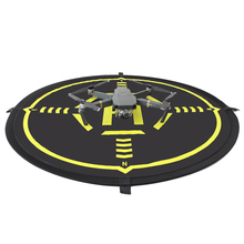 2017 DJI Mavic Pro Parts Accessries Luminous function  Parking Apron Foldable Landing Pad 80CM For Phantom 4 pro Inspire 2