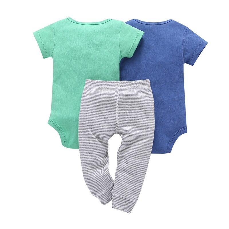 Kolmeosalised komplektid beebidele – 21 erinevat