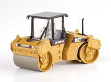 N-55164 1:50 CAT CB-534D XW Vibratory Asphalt Compactor w/Closed Cabin toy(China)
