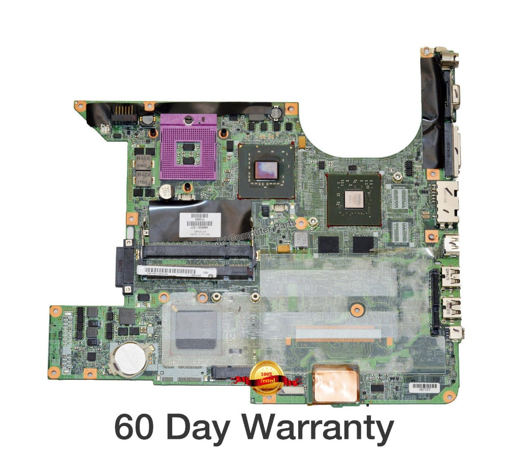 Top quality, For HP laptop mainboard 460900-001 DV6000 DV6500 DV6700 G86-730-A2 laptop motherboard,100% Tested 60 days warranty(China (Mainland))