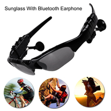 Sun Glasses Wireless Bluetooth Earphone headphone Headset for phone ,driver, suitable for outdoor hiking, driving, travel use