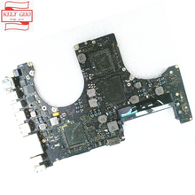 Free shipping 820-2850-A Faulty logic board for 15'' A1286 Motherboard repair MC371 MC372 MC373 Mid 2010years