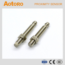 transducer M8 connector TRC08-2DN cylinder proximity sensor china manufacturer quality guaranteed